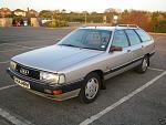 Audi 200 Quattro Avant, 1B, sold at 287,000 miles