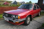 Audi 200 5T Auto 1981