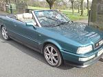 Audi 1.8 Cabriolet