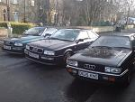 Some of my Previous Audis including my current TT