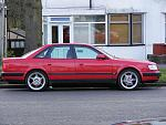 4th (to date) My Audi 100 S4