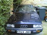 Audi 2.3 quattro E reg