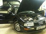 My Audi Coupe 2.3 1990