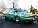 1996 A4 Avant 2.6SE - 339000 miles and counting....