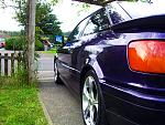 Dad's (fourringsrus) 95 Coupe 2.6