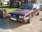 Coupe Quattro For Sale