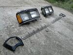 AUDI COUPE LIGHTS