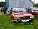 Audi 80 CD-5S